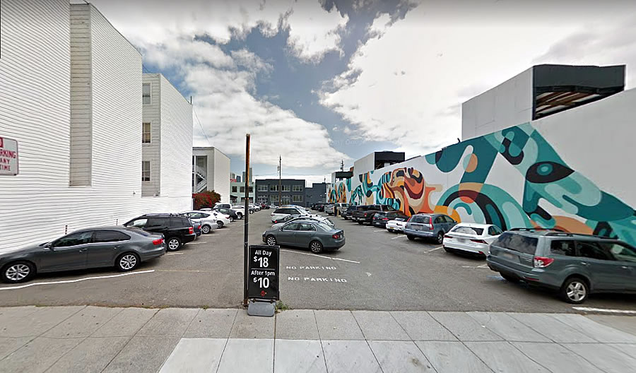 Plans for 96 Affordable Studios to Rise Right Here