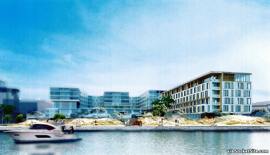Designs for a Destination Waterfront Hotel