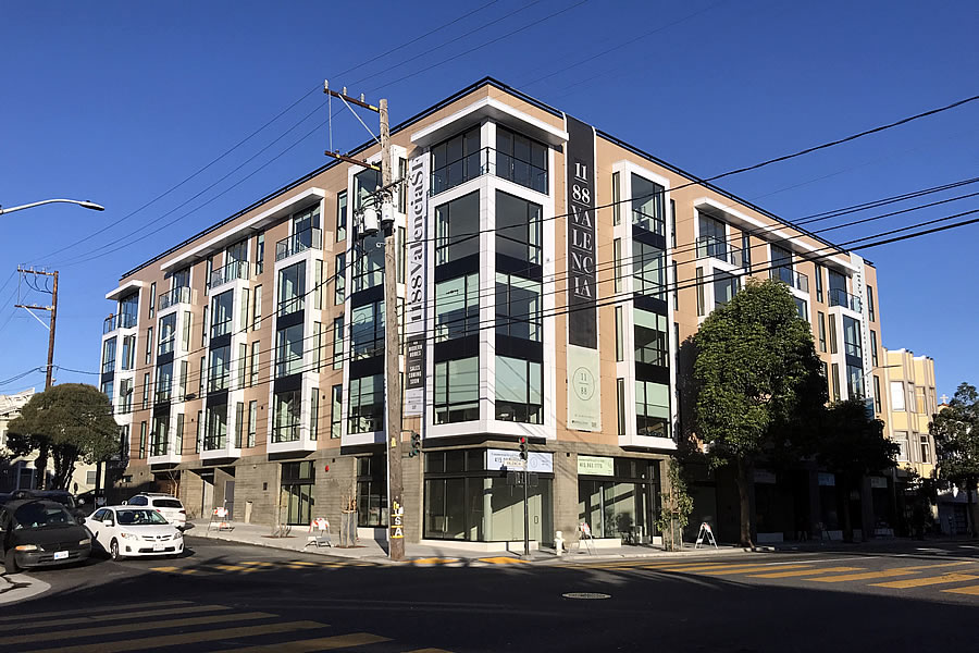 New Condo Sales and Pricing Dip in San Francisco