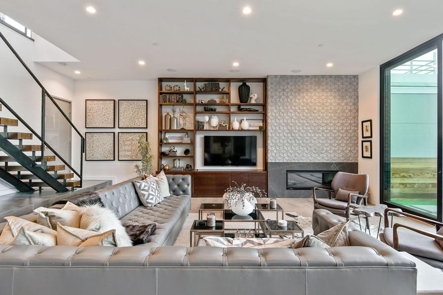 1783 Noe Street - Family Room