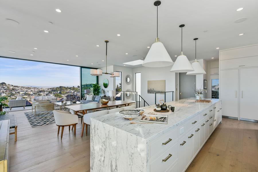 1783 Noe Street - Kitchen View