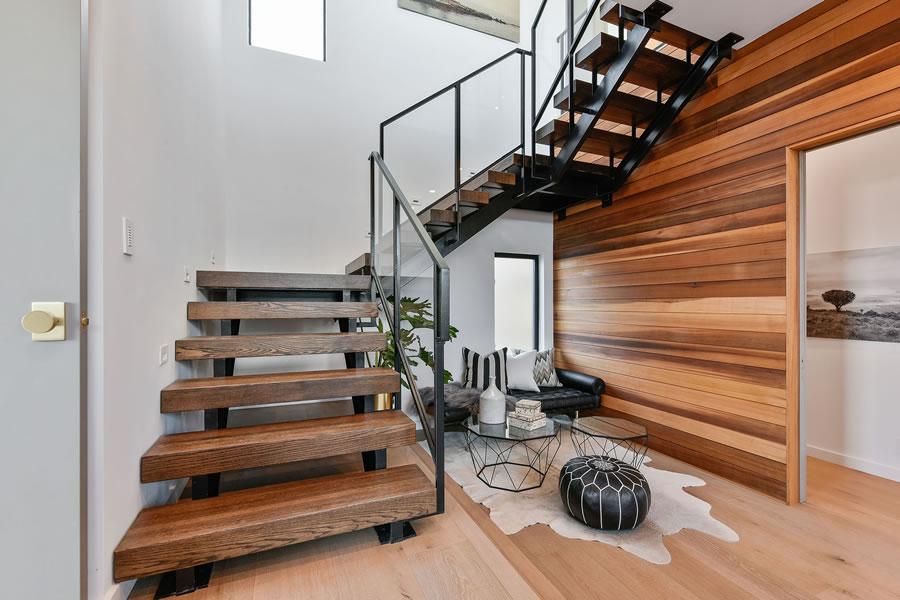1783 Noe Street - Stairs