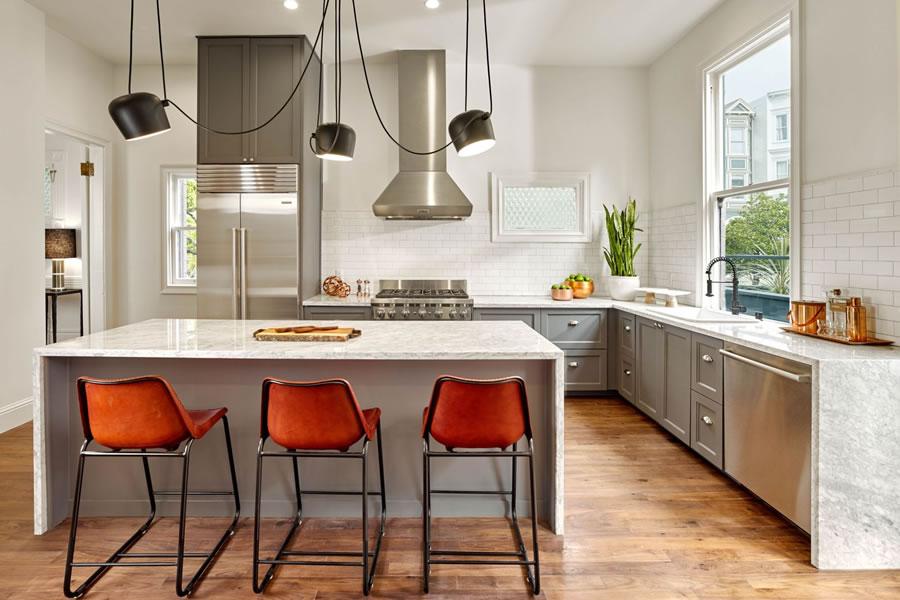 2060 Divisadero 2018 - Kitchen
