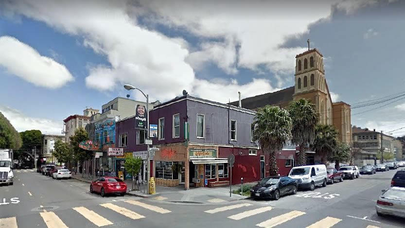 Mission District Institution on the Market