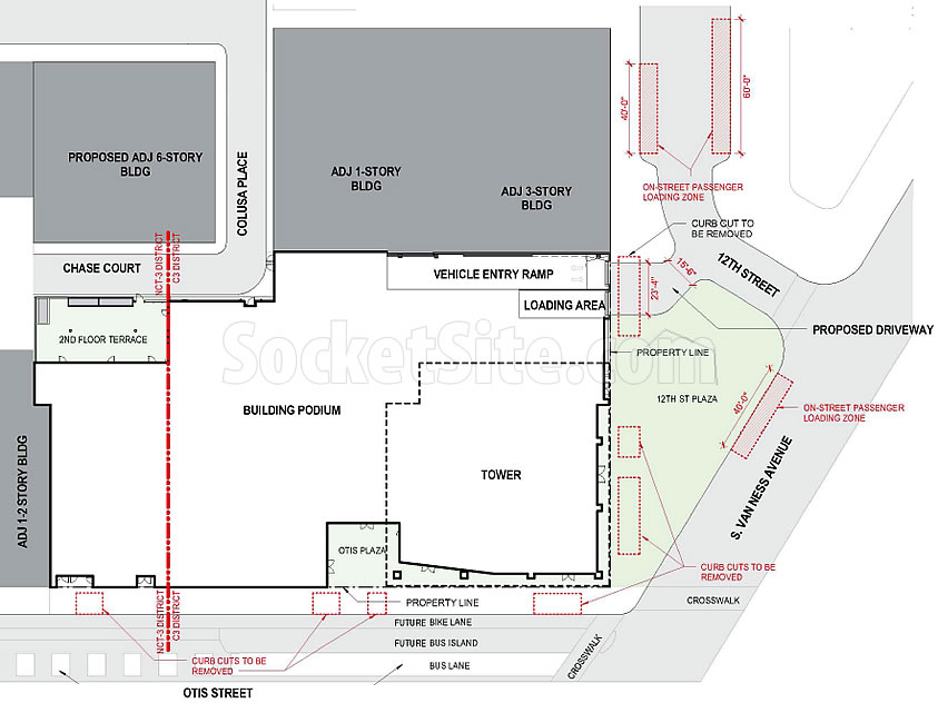 30 Otis Design - 2018 Site Plan