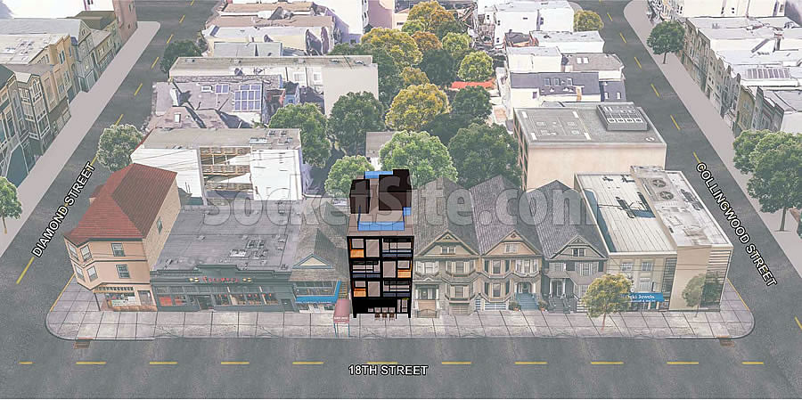 Boutique Hotel in the Castro Closer to Reality