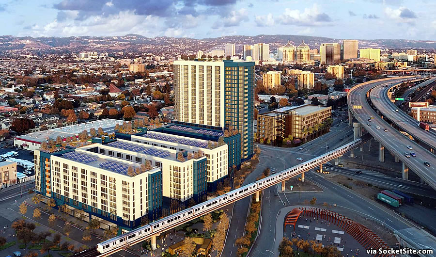 Supersized Plans and Problems for this BART-Adjacent Project