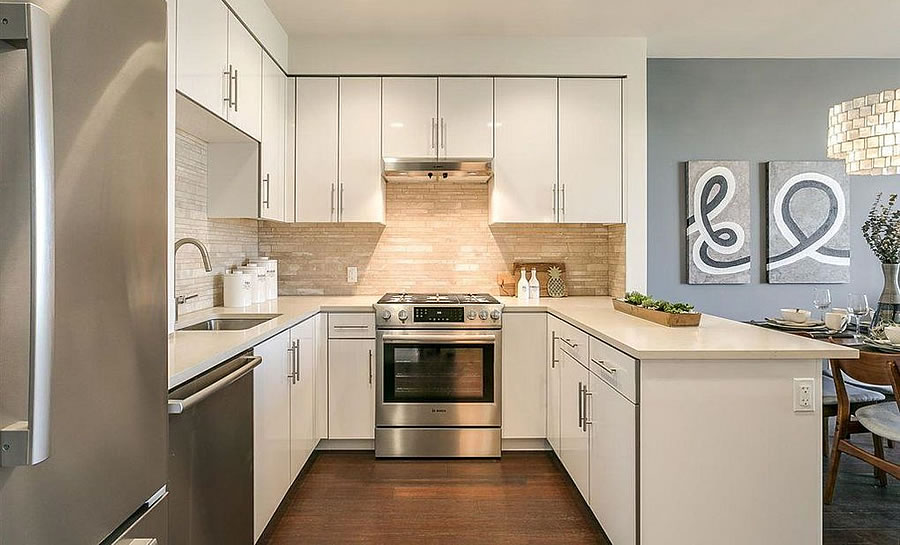 555 Innes Avenue #308 Kitchen