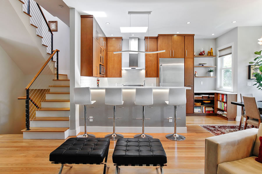 864 Florida Street Kitchen