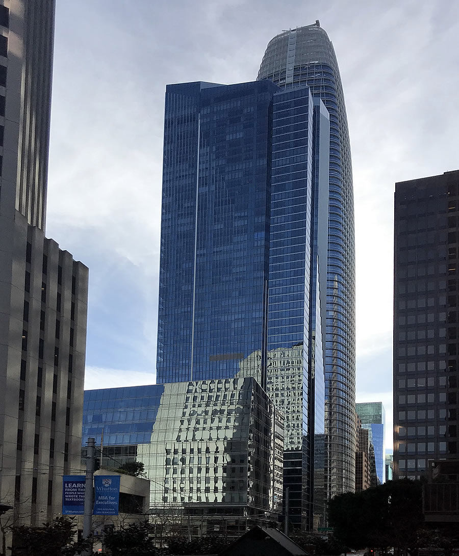 Plan to Save the Sinking Millennium Tower Approved