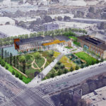 Plans for a new Community Center, Open Space and Advancement
