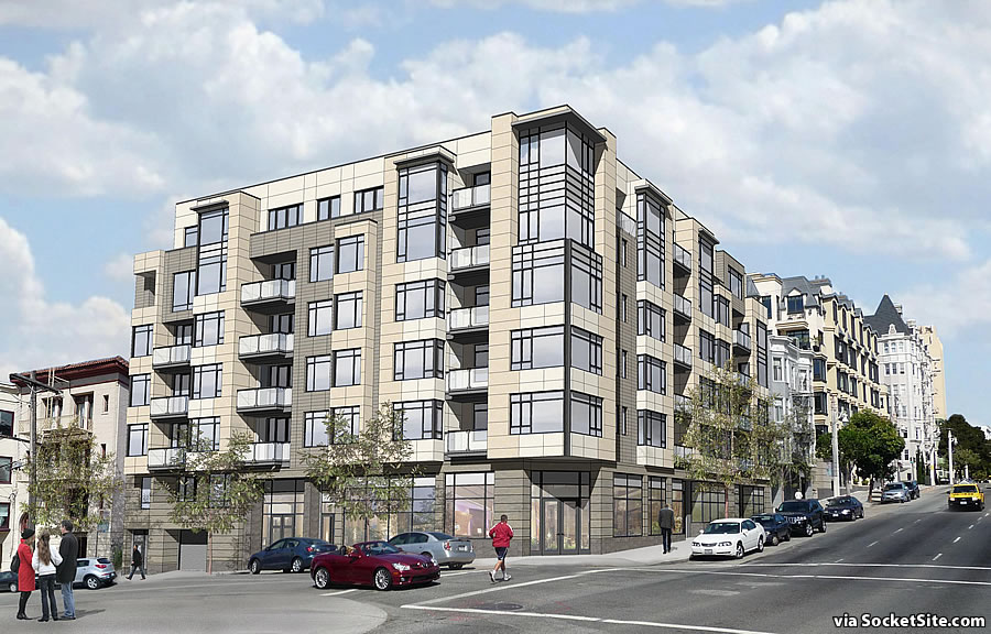 More Height and Density on Van Ness as Newly Proposed