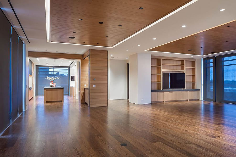 550 High Street - Interior