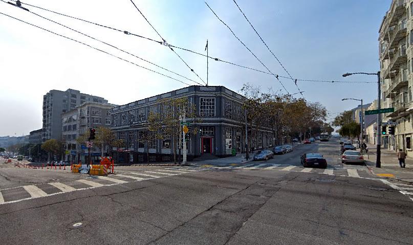 New Plans for the Historic Mini Dealership Building on Van Ness