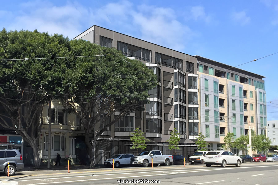 Big Bubble Development Closer to Reality on Van Ness
