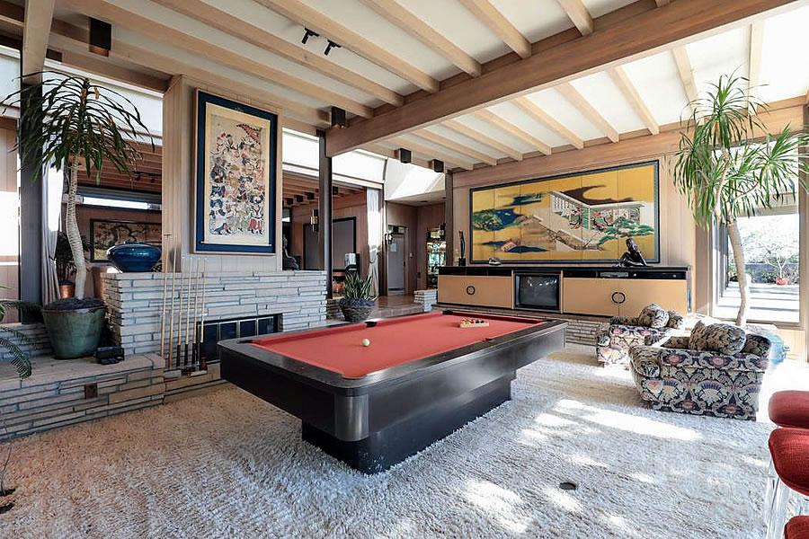 28011 Elena Road Los Altos Hills - Game Room