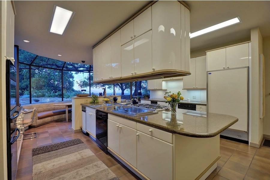 28011 Elena Road Los Altos Hills - Kitchen Reverse