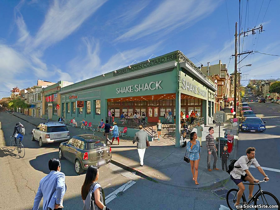 First Shake Shack in San Francisco Slated to Be Approved
