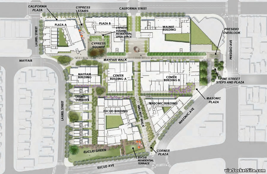 SocketSite™ | A Bid to Block the Redevelopment of UCSF's