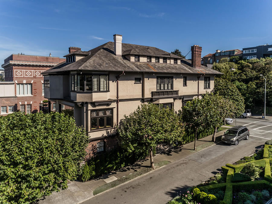 The Most Expensive Home Sale in San Francisco so Far This Year