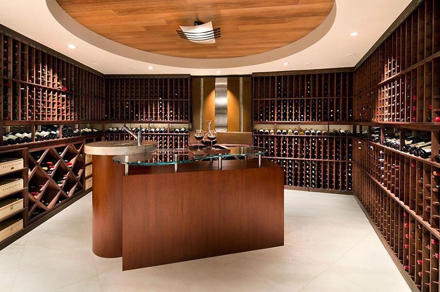 27500 La Vida Real Wine Cellar