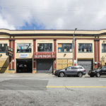Muted Plans for Historic Mission District Garage