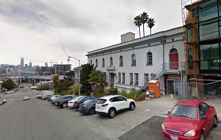 Conversion of Historic Convalescent Home Closer to Reality