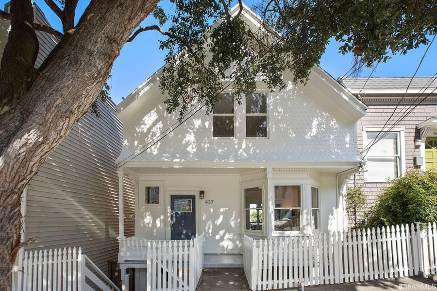 Thwarted by Neighbors, Noe Home Returns sans Addition