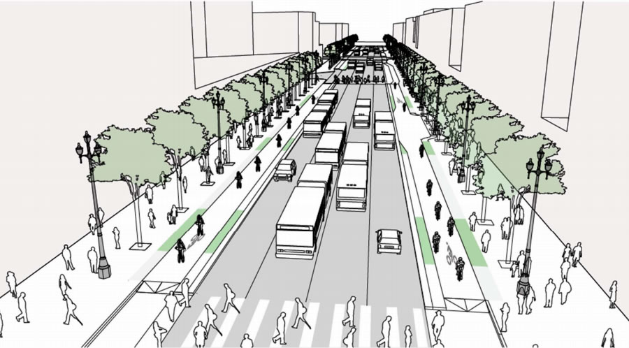 Better Market Street Design 2018
