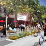 Plan for a Better Market Street Picked, Aiming for a 2020 Start
