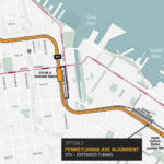 Setting the Stage for Caltrain's Realignment and SNACS in SF
