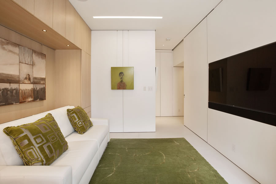 1070 Green Street #201 Bedroom Reverse
