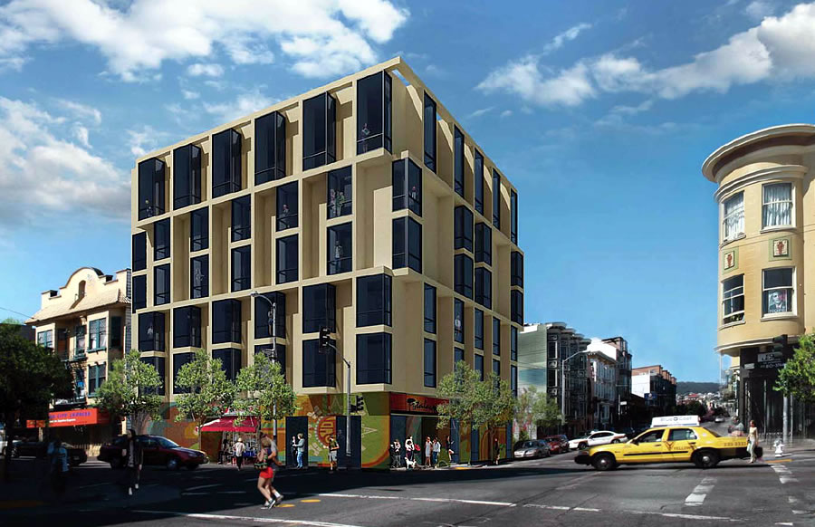 Approved Dollar Store Development on the Market in the Mission