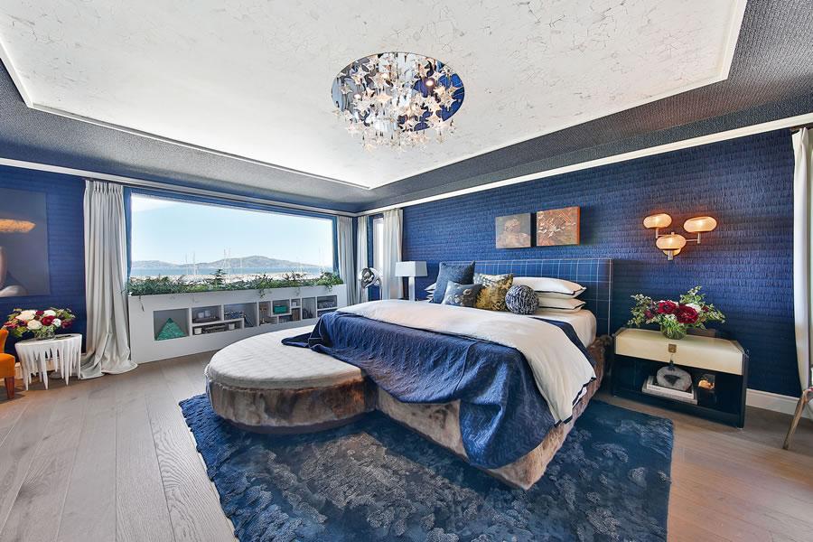 465 Marina Boulevard 2018 Master Bed