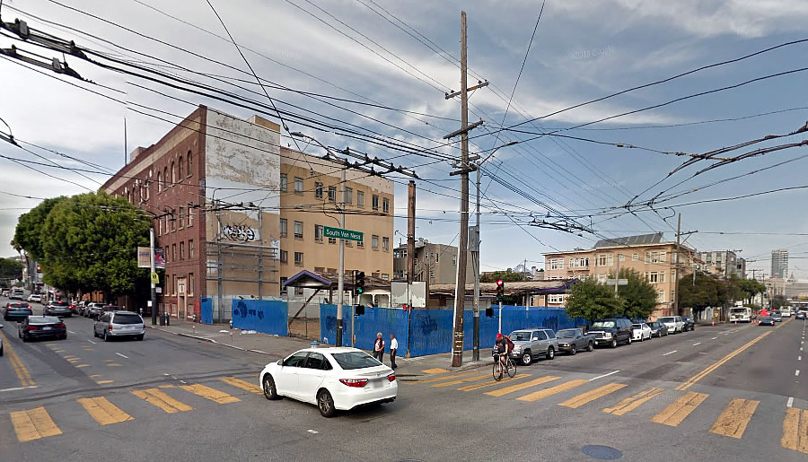 Waylaid Mission District Development Breaks Ground