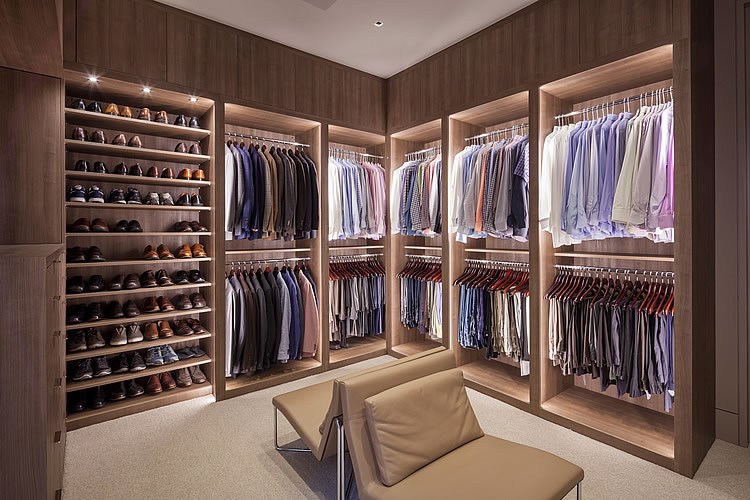 945 Green #3 Closet