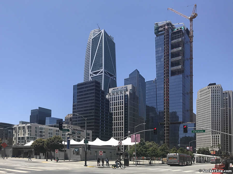 RFP to Redevelop SF's Temporary Terminal Site About to Be Issued