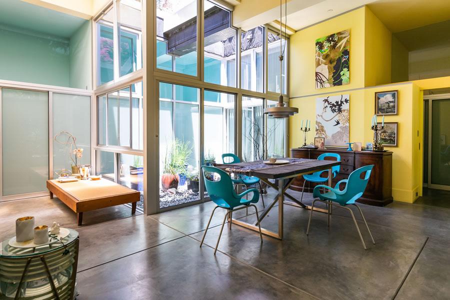 1240 Valencia Street - Dining