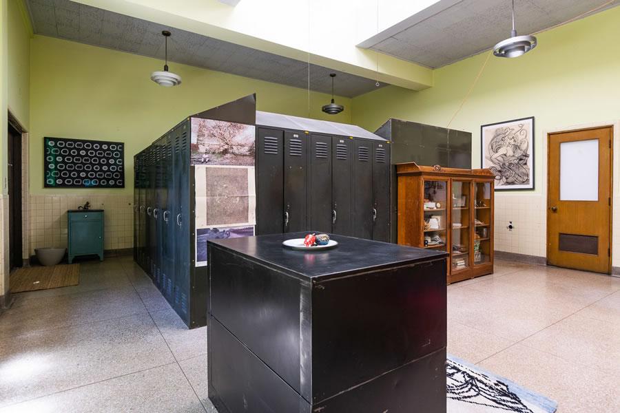 1240 Valencia Street - Locker Room