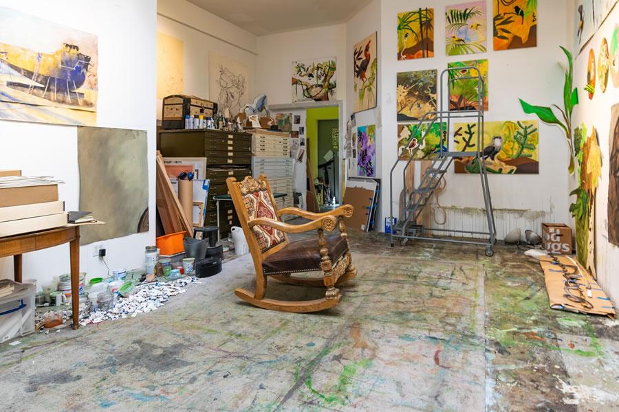 1240 Valencia Street - Studio