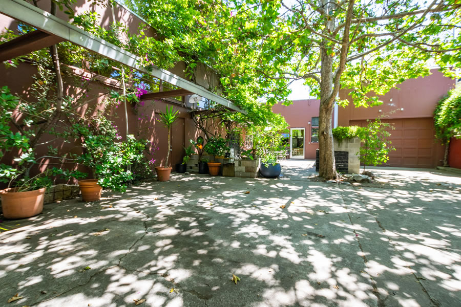 1240 Valencia Street - Yard
