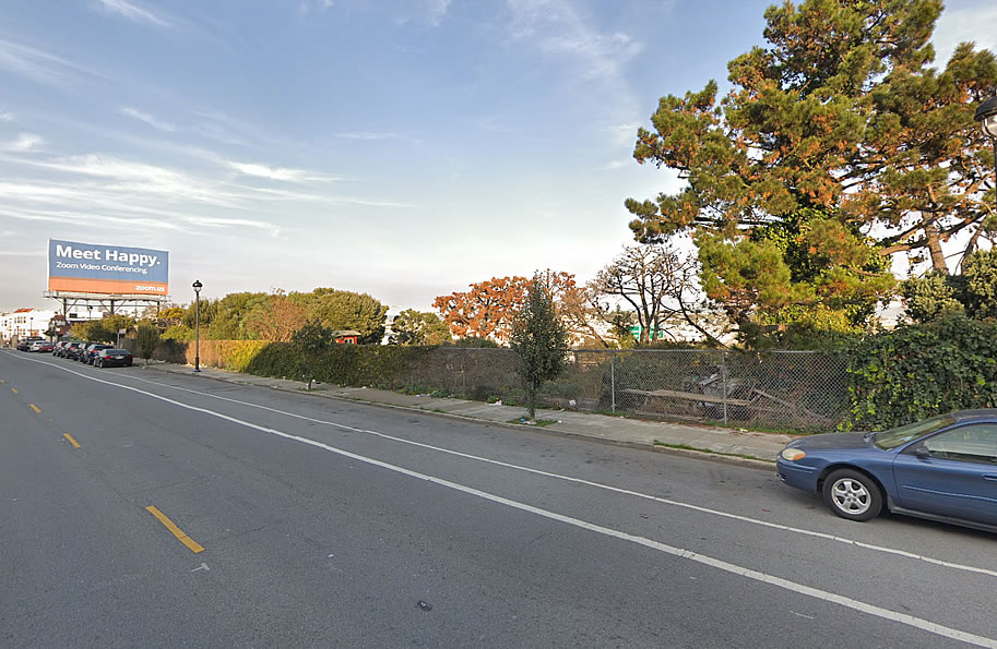 3255-3333 San Bruno Avenue Site