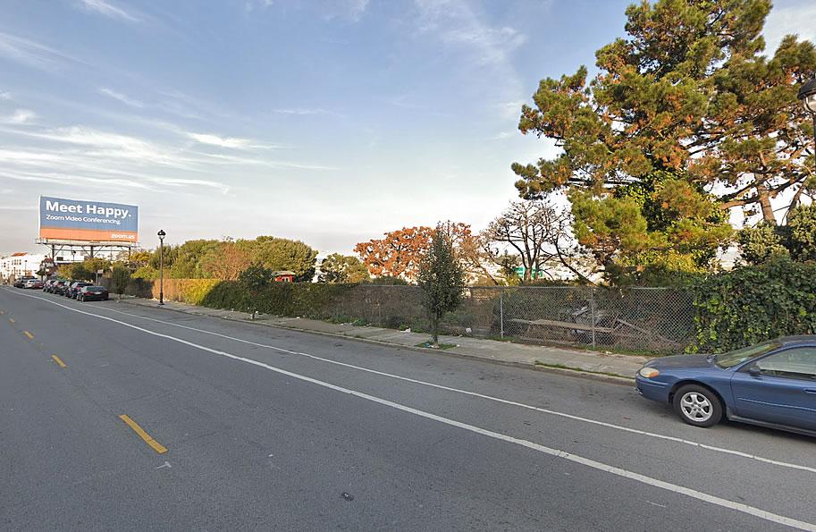 3255-3333 San Bruno Avenue Site