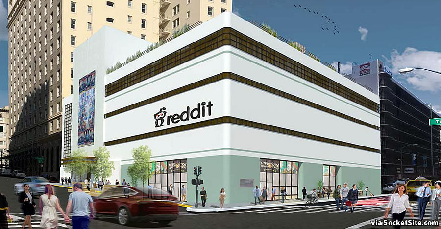 Plans to Expand and Caffeinate Reddit's HQ in SF