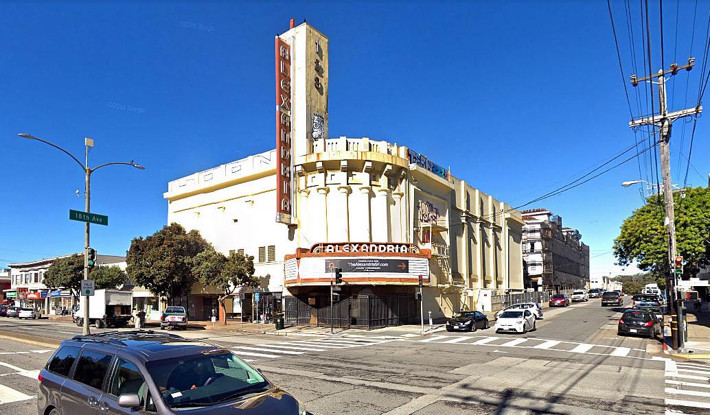 Plans to Transform Shuttered Alexandria Theater Progress