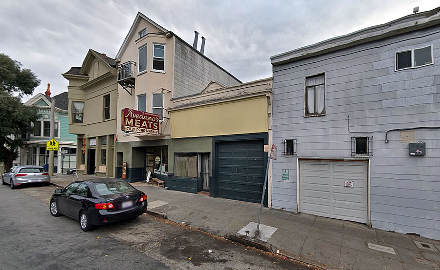 Plans for Building up in Bernal Heights