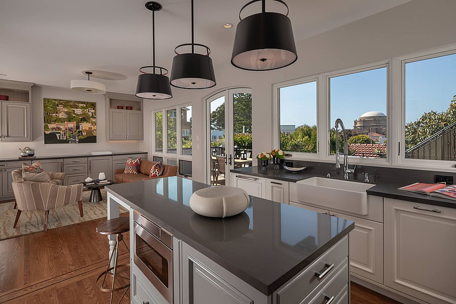 2622 Chestnut Street - Kitchen View