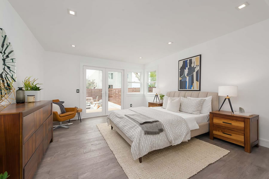 374 Valley 2018 - Master Bedroom