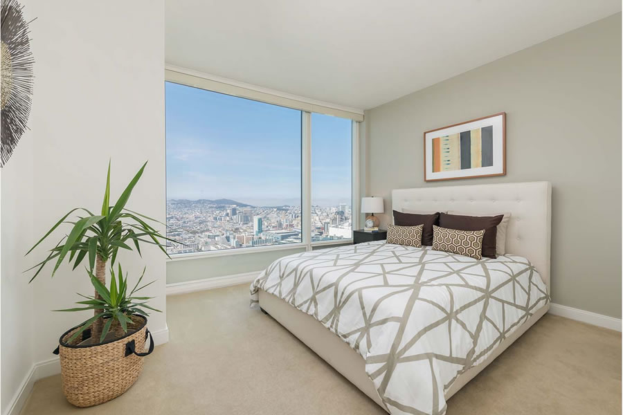 425 1st Street #4905 Bedroom