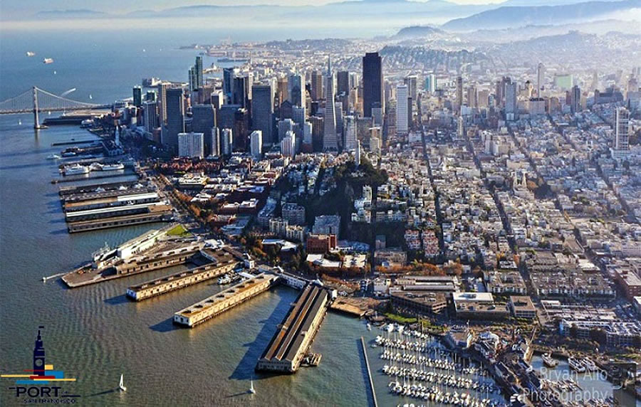 52 Concept Proposals for San Francisco's Historic Piers
